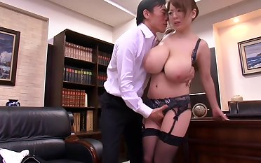 HORNYCAMS.PW - Asian apropos big tits undressing at be imparted to murder office